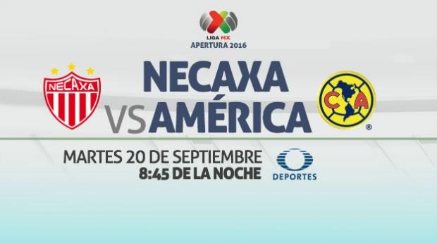 Necaxa vs América, Jornada 10 del Apertura 2016   Resultado: 1-1 - necaxa-vs-america-en-vivo-apertura-2016