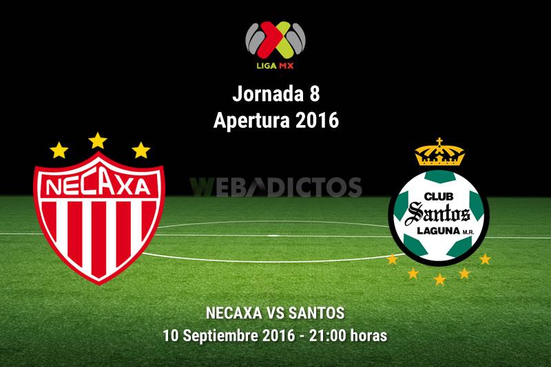 Necaxa vs Santos, Jornada 8 de la Liga MX A2016   Resultado: 2-1 - necaxa-vs-santos-apertura-2016