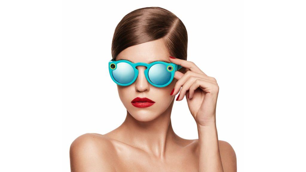 Snapchat lanza gafas con grabación de video