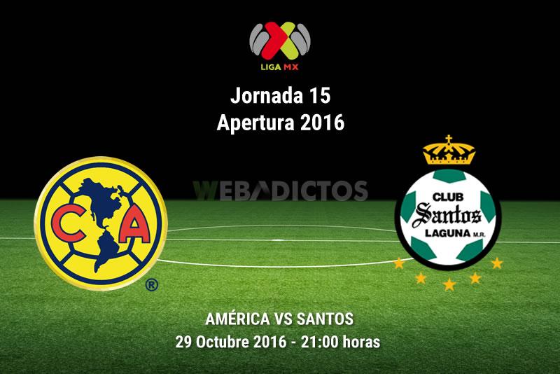 America Vs Santos Apertura  America Vs Santos Fecha  Del Apertura  Resultado