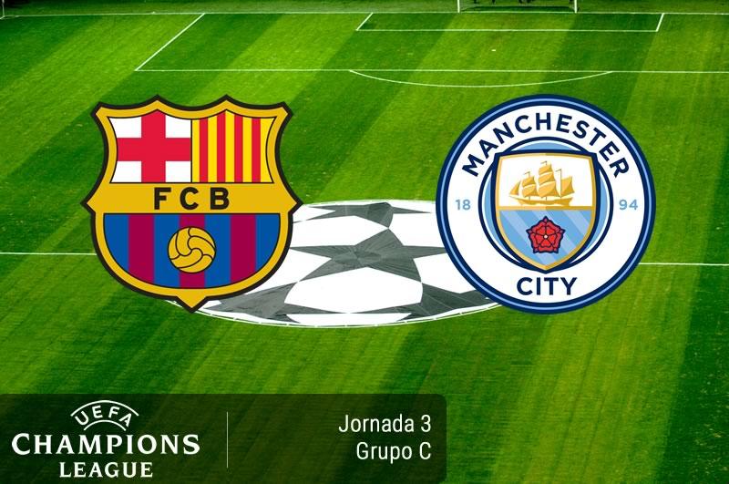 Barcelona vs Manchester City, Champions 2016 - 2017   Resultado: 4-0 - barcelona-vs-manchester-city-champions-league-2016-2017