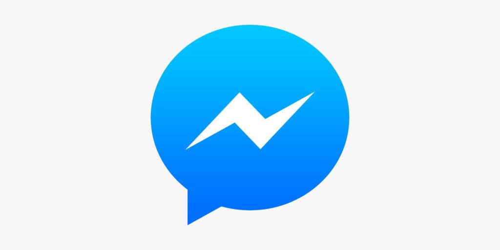 Facebook Messenger añade opción de ahorro de datos - facebook-messenger-logo-f