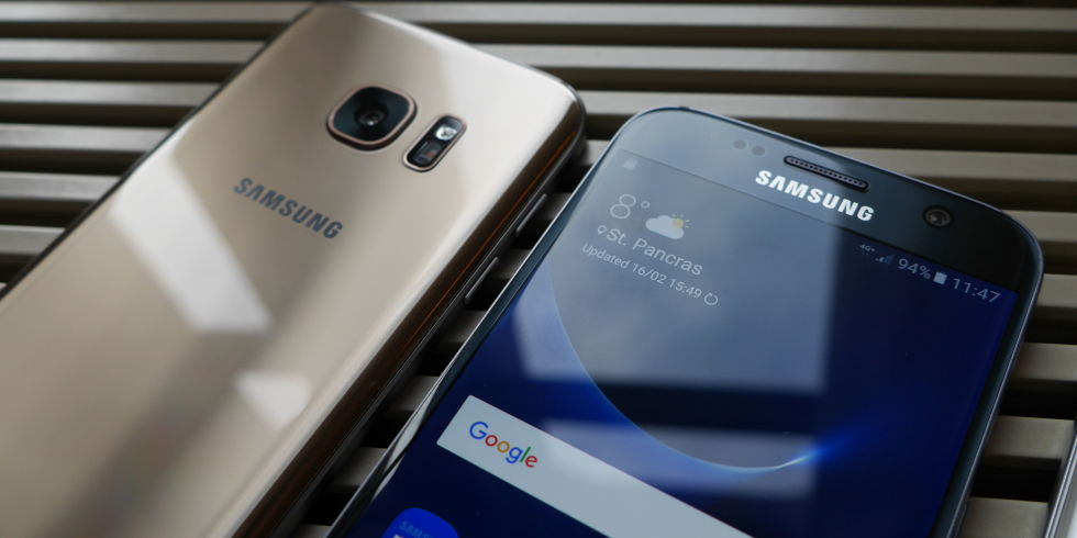 El Galaxy S8 tendría sensor de huellas dactilares óptico - galaxy-s8-galaxy-s7