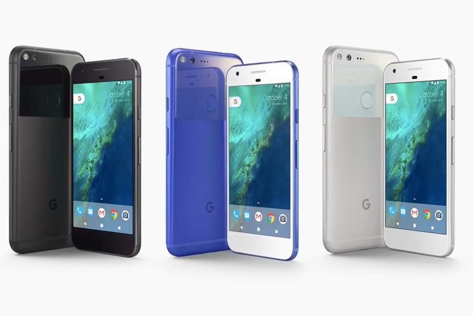 Los Google Pixel tienen resistencia al agua y al polvo - google-pixel-colors