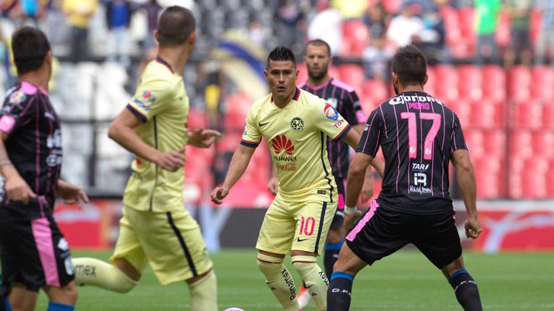A qué hora juega América vs Querétaro en la J14 del A2016 y qué canal lo transmite - horario-america-vs-queretaro-j14-apertura-2016