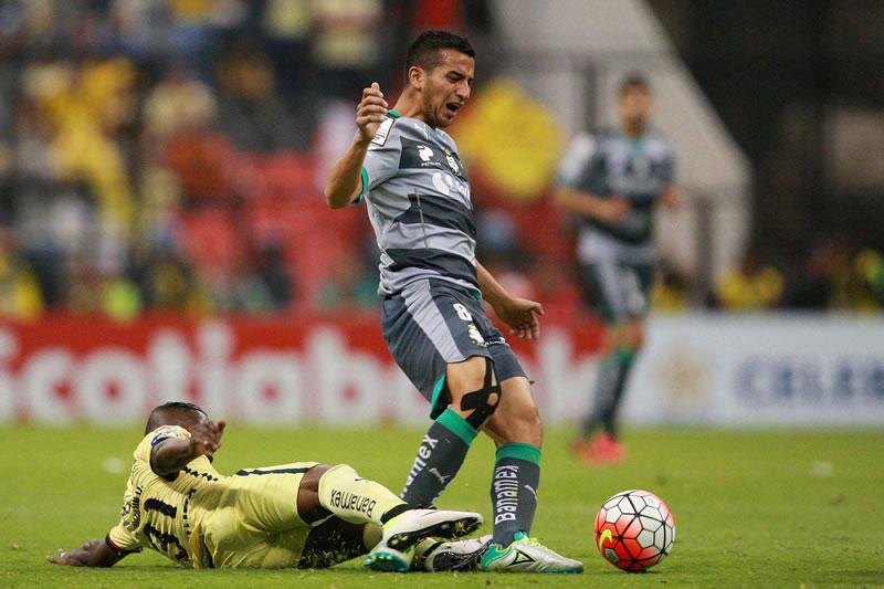 América vs Santos: Horario y en qué canal verlo, Jornada 15 del Apertura 2016 - horario-america-vs-santos-j15-apertura-2016