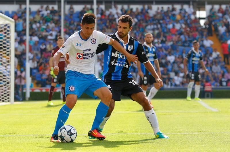 A qué hora juega Cruz Azul vs Querétaro en la Copa MX y qué canal lo transmite - horario-cruz-azul-vs-queretaro-copa-mx-a2016