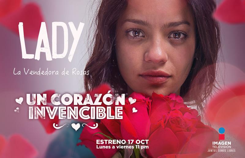Conoce la programación de Imagen Televisión, el nuevo canal de TV abierta en México - lady-la-vendedora-de-rosas