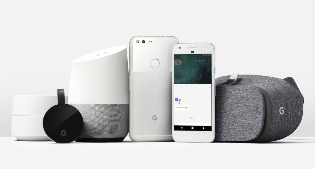 Google abrirá una tienda para vender sus nuevos productos - made-by-google-products