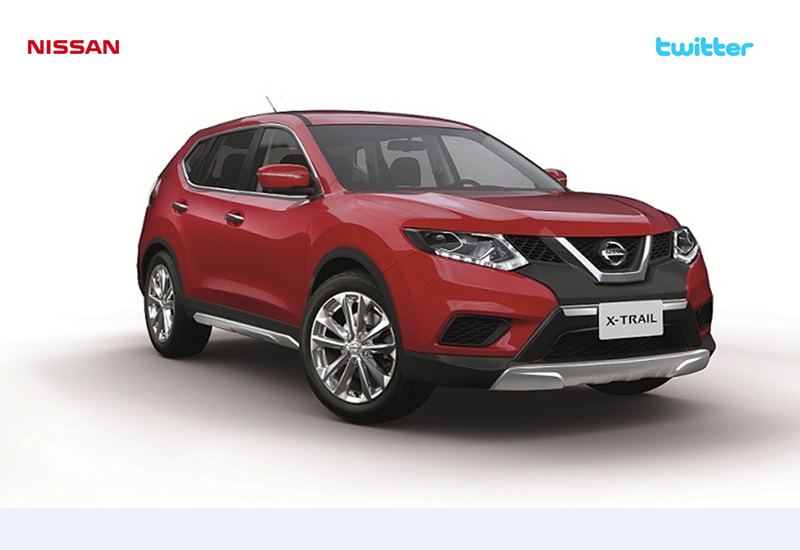 Nissan, primera automotriz en vender un auto por Twitter en México - nissan-twitter