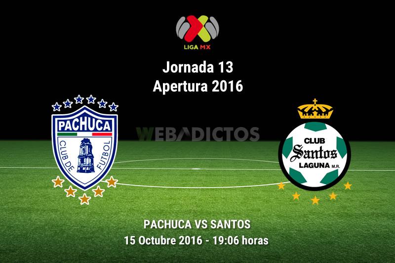 Pachuca vs Santos, Jornada 13 A2016   Resultado: 3-0 - pachuca-vs-santos-apertura-2016