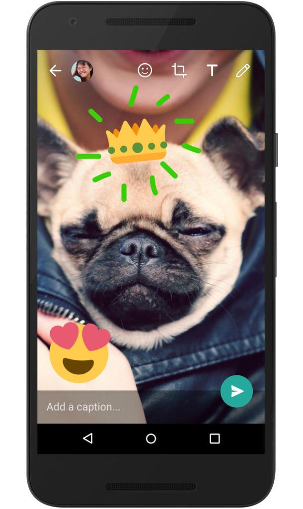 WhatsApp presenta nuevas funciones para la cámara - whatsapp-camera