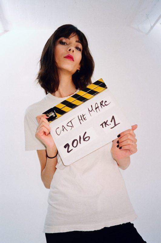 Marc Jacobs lanza llamado para encontrar a su próxima sensación vlogger de belleza - castmemarc-531x800