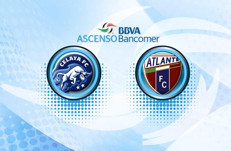Celaya vs Atlante, Semifinal Apertura 2016 | Resultado: 0-0 - celaya-vs-atlante-semifinal-ascenso-mx