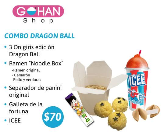 Celebra el 30 aniversario de Dragon Ball con estos menús temáticos en CDMX - combo-dragon-ball