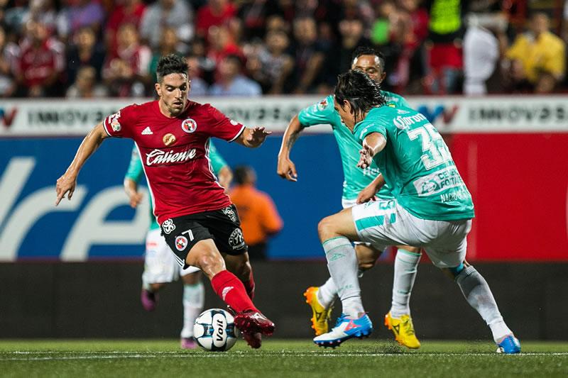 A qué hora juega León vs Tijuana la ida en la Liguilla del A2016 y en qué canal - horario-leon-vs-tijuana-liguilla-a2016