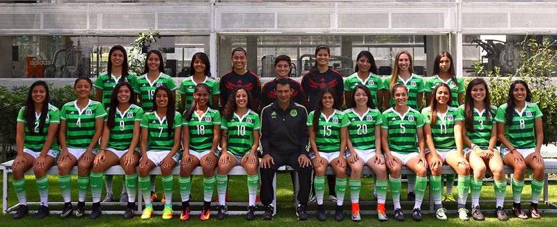 A qué hora juega México vs Alemania en el mundial Femenil Sub 20 y en qué canal verlo - horario-mexico-vs-alemania-femenil-sub-20