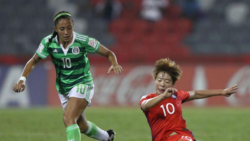 A qué hora juega México vs Venezuela Femenil Sub 20 y en qué canal verlo - horario-mexico-vs-venezuela-femenil-sub-20-2016