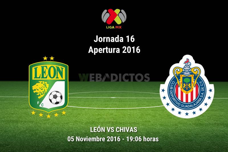 Vibrante empate entre León y Chivas