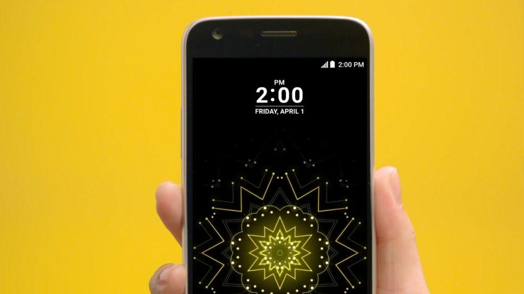 LG G5 empieza a recibir Android 7.0 Nougat - lg-g5