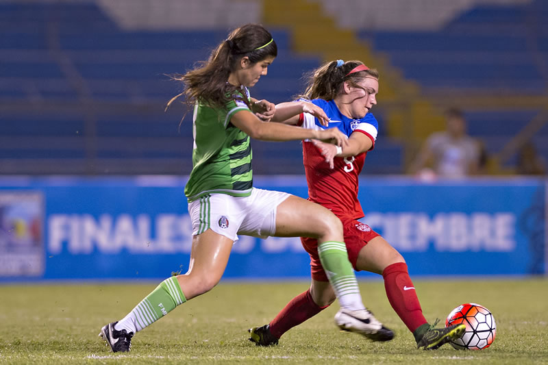 México vs Estados Unidos, Femenil Sub 20 2016 | Resultado: 1-2 - mexico-vs-estados-unidos-mundial-femenil-sub-20-2016