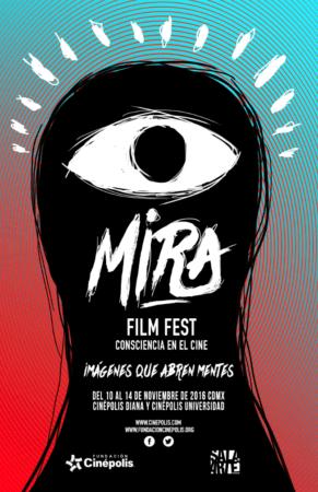 Mira Film Fest: nuevo festival de cine consciente - mira-film-fest-291x450