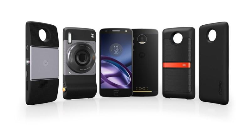 Ofertas en celulares Motorola en El Buen Fin 2016 - moto-z-buen-fin-2016