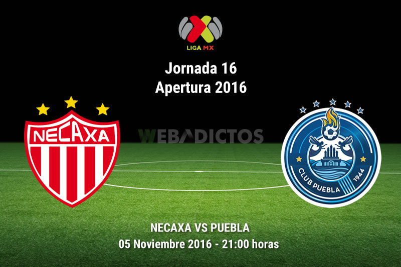 Necaxa vs Puebla, Fecha 16 del Apertura 2016   Resultado: 3-1 - necaxa-vs-puebla-apertura-2016