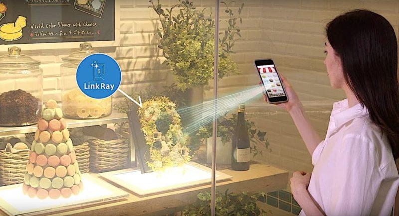 Panasonic presenta LinkRay, tecnología que combina el uso de frecuencias de luz LED - panasonic-linkray-funcionamiento-1-800x434