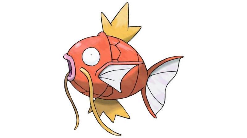 Jugador de Pokémon Sun and Moon completa el juego con un Magikarp - pokemon-sun-and-moon-magikarp