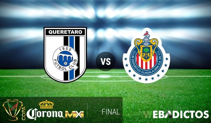 Querétaro vs Chivas, Final de Copa MX A2016   Resultado: 0 (3)-(2) 0 - queretaro-vs-chivas-final-copa-mx-apertura-2016