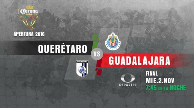Querétaro vs Chivas, Final de Copa MX A2016 | Resultado: 0 (3)-(2) 0 - queretaro-vs-chivas-final-copa-mx-en-vivo