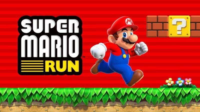 Super Mario Run estará disponible el 15 de diciembre en iOS - super-mario-run