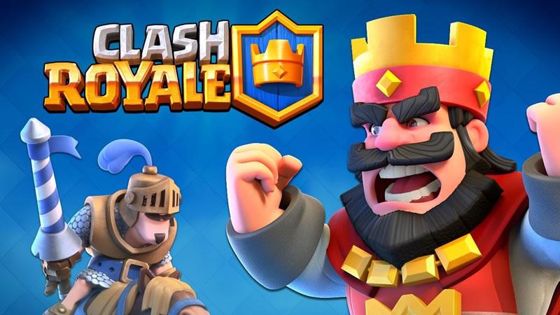 Los mejores juegos para Android en 2016 - clash-royale-juegos-android