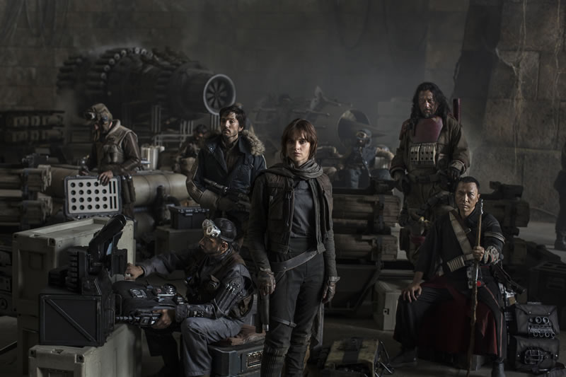 Datos curiosos de Rogue One: Una historia de Star Wars - curiosidades-rogue-one-una-historia-de-star-wars