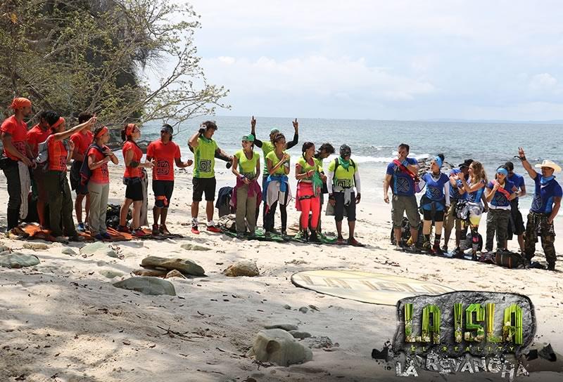 Final de la Isla 2016: La Revancha, este sábado 17 de diciembre - final-de-la-isla-2016-la-revancha