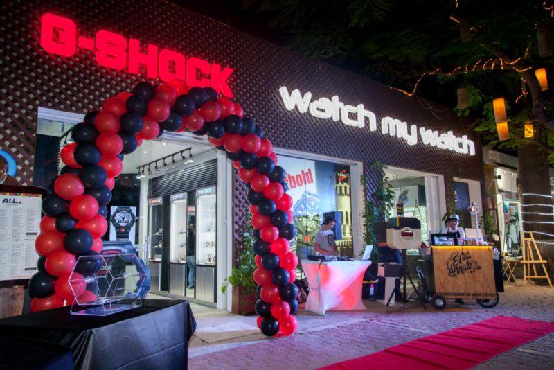 G-SHOCK conquista el Caribe con nueva tienda en Playa del Carmen - g-shock-tienda-en-playa-del-carmen