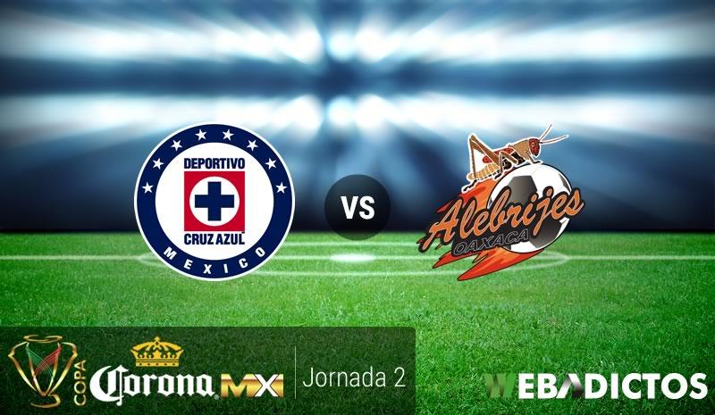 Cruz Azul vs Alebrijes, Jornada 2 Copa MX C2017 | Resultado: 1-1 - cruz-azul-vs-alebrijes-copa-mx-clausura-2017