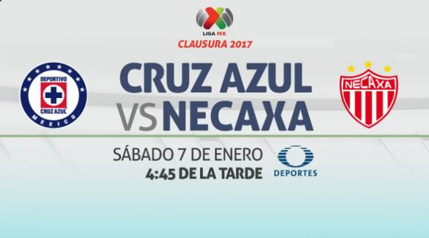 Cruz Azul vs Necaxa, Jornada 1 Clausura 2017 | Resultado: 1-0 - cruz-azul-vs-necaxa-clausura-2017-jornada-1