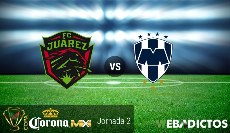 Juárez vs Monterrey, Jornada 2 de la Copa MX C2017 | Resultado: 0-1 - juarez-vs-monterrey-copa-mx-clausura-2017