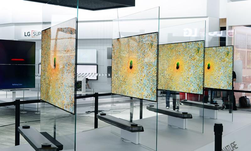 LG presenta su nueva línea Signature OLED TV W  en el CES 2017 - lg-signature-oled-tv-w-ces-2017
