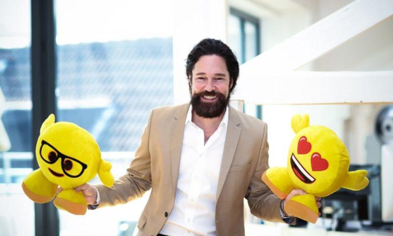 La compañía emoji anuncia acuerdo con Sony para realizar la Película Emoji - marco-huesges_president-of-emoji-company-gmbh-2-800x481