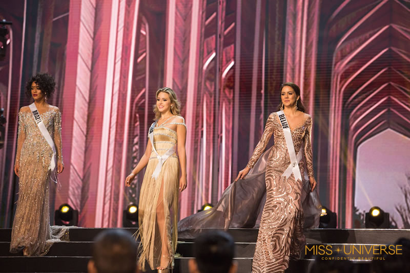 Ashley Graham y Miss Canadá rompen con los estereotipos en Miss Universo