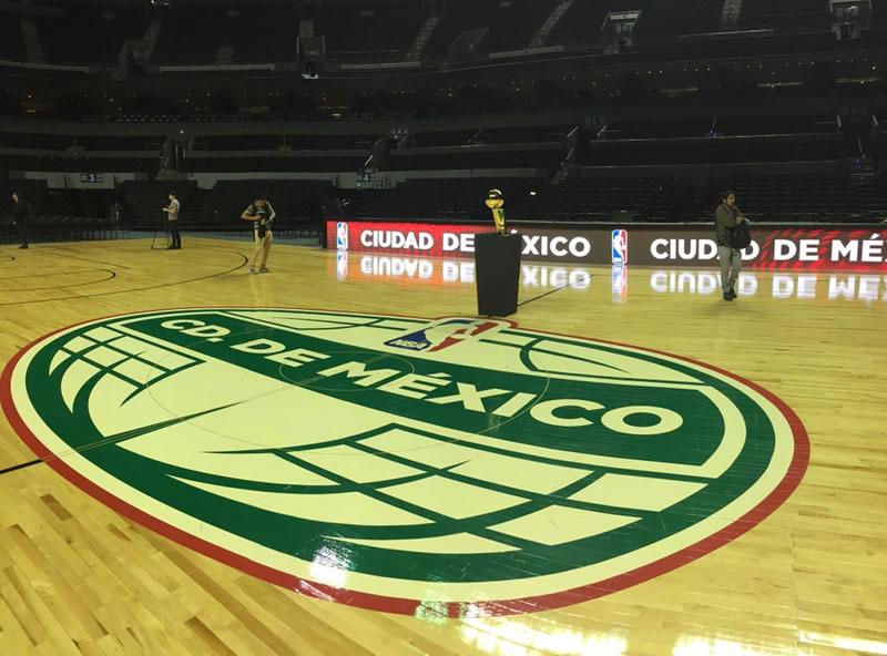 A qué hora son los juegos de la NBA en México 2017 y en qué canal verlos - nba-en-mexico-2017