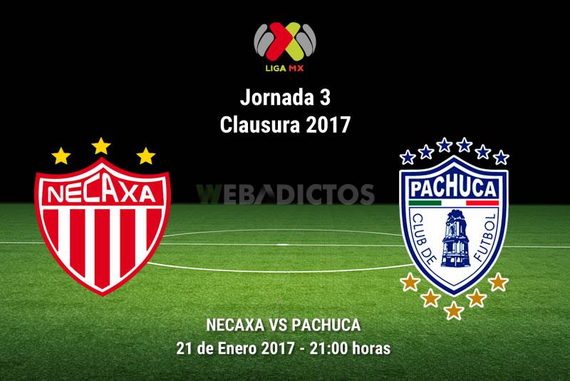 Necaxa vs Pachuca, Fecha 3 del Clausura 2017    Resultado: 1-0 - necaxa-vs-pachuca-j3-clausura-2017