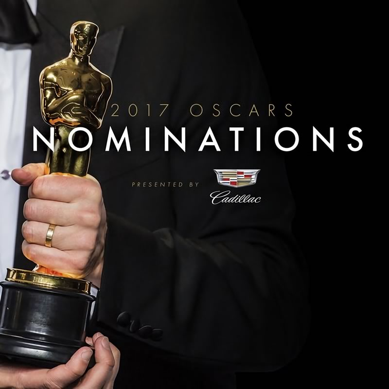 Conoce los nominados a los Premios Oscar 2017 - nomiados-oscar-2017