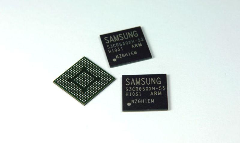 Samsung habría obtenido grandes ganancias gracias a las pantallas OLED y chips - samsung-chips