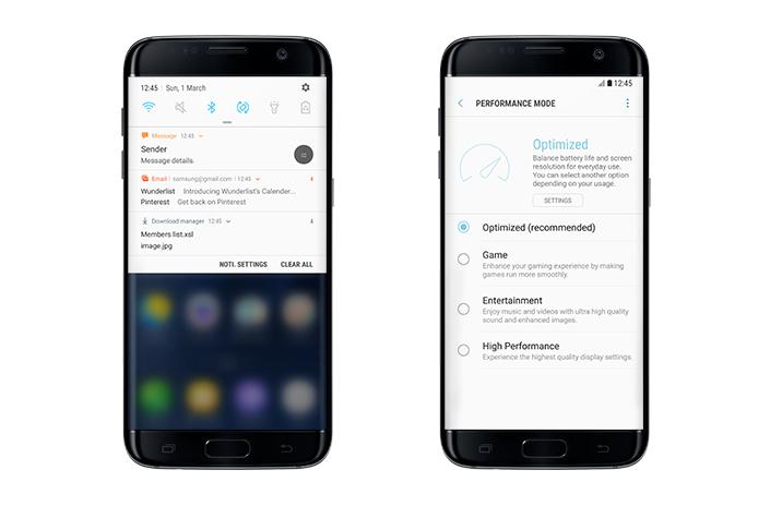 Samsung publica lista de dispositivos que actualizarán a Android Nougat - samsung-galaxy-s7-nougat