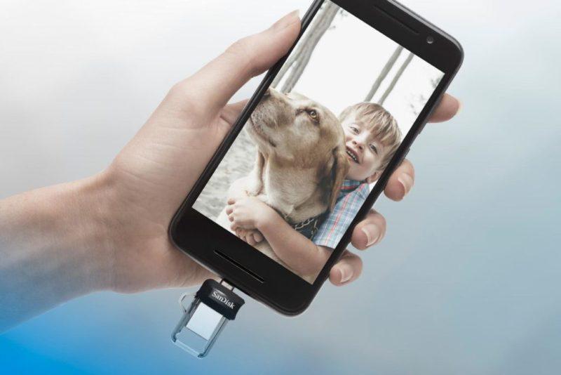 Nueva SanDisk Ultra Dual Drive m 3.0 diseñada para los usuarios Android - unidad-dual-m3-0-sandisk-ultra-800x534