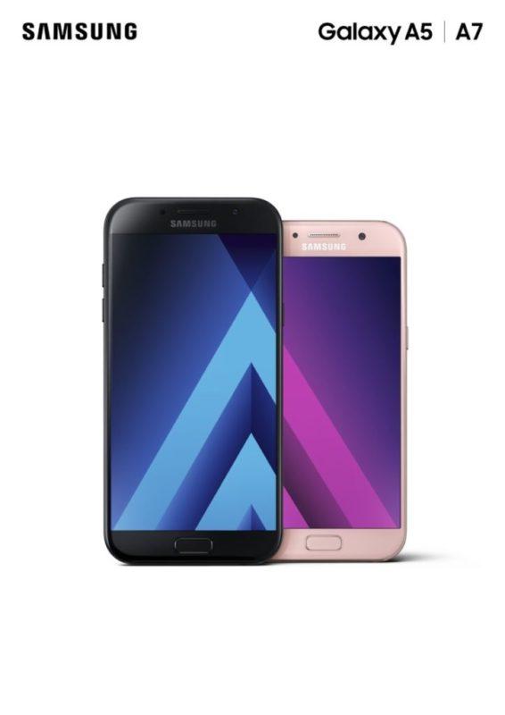 04 galaxy a7 blacka5 peach combo 1p 566x800 Galaxy A 2017 de Samsung llegan a México